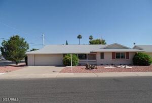 10254 W PINEHURST Drive, Sun City, AZ 85351