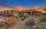 Beautiful, natural desert landscaping, front and backyard!