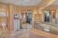 Master bath with Walk In closet, dual sinks, sep, shower and tub!