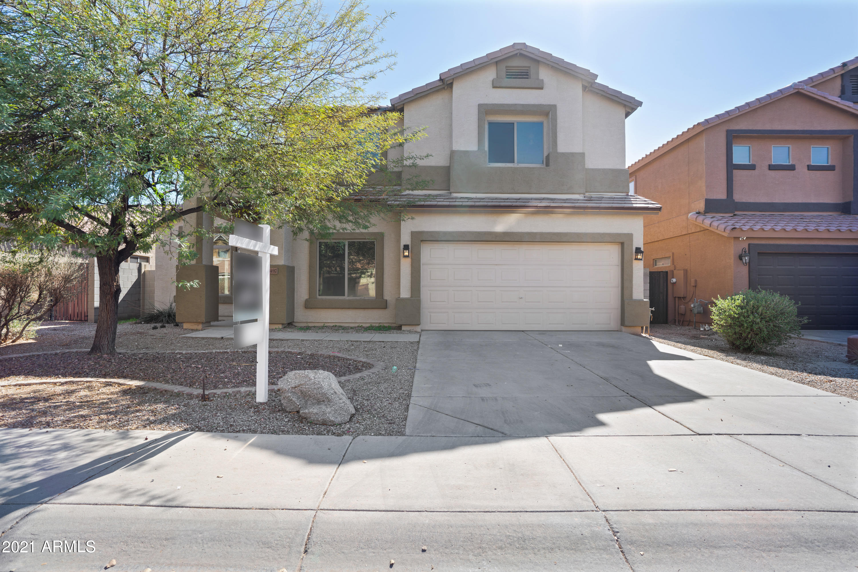 Welcome home to this newly renovated, six bedroom Maricopa home. Inside you'll find new flooring and new paint throughout. You'll also enjoy a new roof, one new AC unit! With new turf in the back, this home is sure to please!