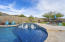 in-pool chair deck