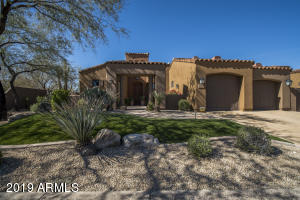 Beautiful Gated Community Of Talon Retreat In Grayhawk