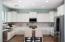 Beautifully remodeled kitchen.