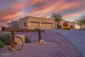 20785 W CATTLE IRON Drive, Wickenburg, AZ 85390