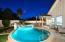 Gorgeous Pool at night