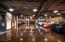 Underground Drive Through Garage