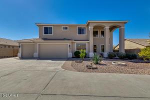 21836 N OLSON Court, Maricopa, AZ 85138