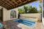 Private Hacienda-Like Backyard With Spool. Lock And Leave Lifestyle!