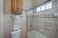 BEDROOM 3 & 4 SHARE TUB/SHOWER & TOILET