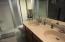 Master Bathroom with double Vaniety