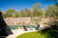 Gorgeous view lot with desert open space behind the home!