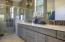 2 sinks- Custom tiled shower- Private toilet room