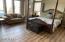 Newer flooring, owner's bedroom suite