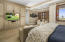 Primary suite built-in