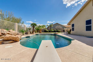 Welcome to Resort Living at Lovely 10689 Mustang Dr, Estrella's North Lake community!