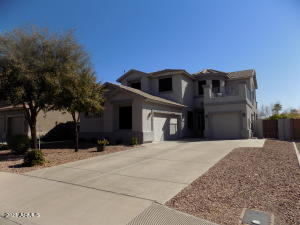 Double & Single Garage with Extended Driveway