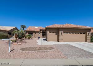 10226 E STONEY VISTA Drive, Sun Lakes, AZ 85248