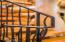 Custom Stair Railing.
