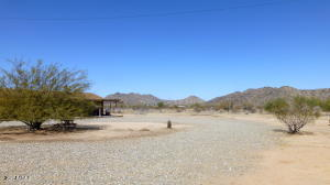 Over 3 acres fully fenced with Mountain views, 3 bed 2 bath home, tack shed, water tank shed, ATV Garage Shed, and 2 stalls with shade.
