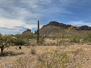 Your New Home Site in the San Tan Mountains!