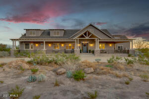 This beautiful home has regular stunning sunsets.