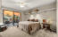 Master Suite has it's own private exit to paradise!