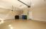 GORGEOUS EPOXY FLOORS IN OVER-SIZED 2 CAR GARAGE.