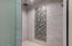 Modern shower detail to delight you everyday.