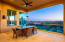 located off the family room with forever views