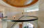 Stairway to Master Suite and Gym