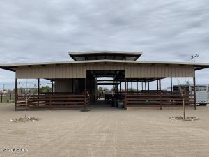 Newly built 6 stall barn w/ insulated tack room & special addition! (must see the special addition as it is not listed)