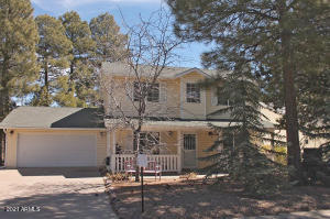 171 S 16TH Avenue, Show Low, AZ 85901