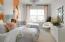 Bedroom 4 w en-suite bath