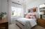 Bedroom 5 w en-suite bath