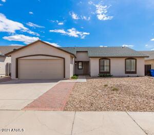 3919 W ABRAHAM Lane, Glendale, AZ 85308