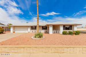 12402 W ALLEGRO Drive, Sun City West, AZ 85375