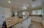 Kitchen w large island