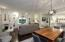 Great Room/Kitchen/Dining area