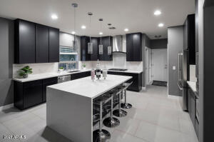 Dream kitchen! EVERYTHING upgraded here!