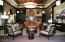 Club room where you can enjoy concierge activities
