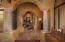 Hallway to formal living room