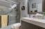 Full downstairs bathroom!