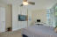 Custom Built In Cabinetry in Master Suite