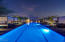 25 Yard lap pool, heated and cooled. SPA, Steam Room & Sauna also on Skydeck,