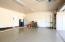 Epoxy garage floor and access to bonus workshop room