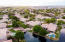 The Retreat and Enclave at Ocotillo Lakes is comprised of all single level Geoffrey Edmond's homes in The Retreat (the inner section), and a mix of single and 2-level Toll Brothers homes in The Enclave.
