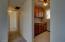 Hallway view - newer A/C unit!