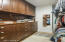 Two Custom Closets In Owner's Suite