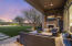 Gas Fireplace, Outdoor TV, Built In Ceiling Heaters (Covered Patio #2)