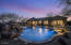 LED Lighting Added In Pool And Spa